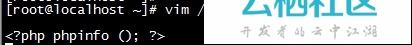 CentOS 7系统上yum搭建LAMP(超详细版)