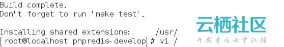 Redis在Centos7下安装,与phpredis扩展安装 Centos7 安装Redis PHP 使用 Redis