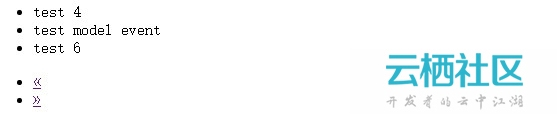 Laravel 5.1 分页功能实现及如何自定义分页样式
