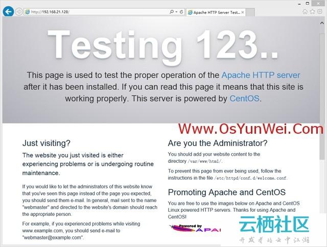 CentOS 7.0系统安装配置图解教程