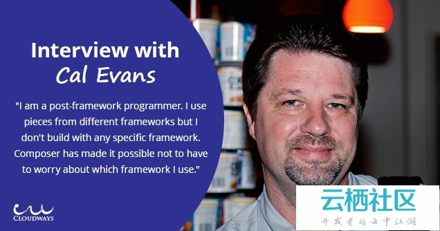 A Talk With A Legendary PHP Developer: Cal Evans