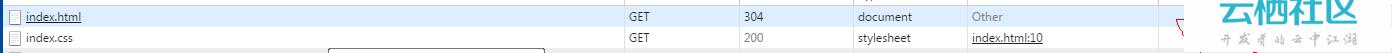 浏览器的缓存原理