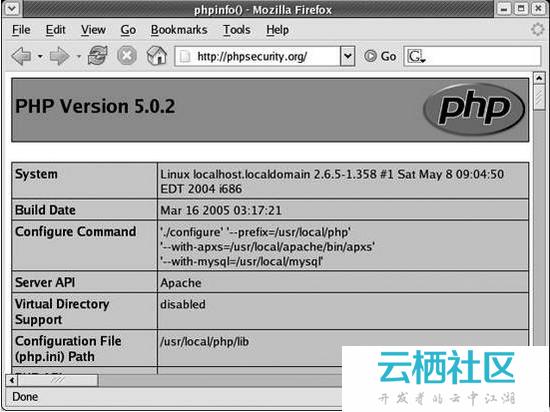 PHP安全-配置选项