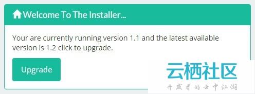 Laravel Web Installer : 让 Laravel 应用像 WordPress 一样通过浏览器进行安装升级