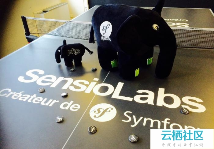 The wait is finally over: the Symfony ElePHPants have arrived!