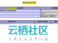 适用于 PHP5.4.4的php_memcache.dll